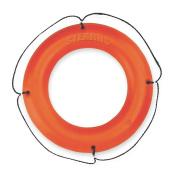 Ring Buoy, Orange, Polyethylene