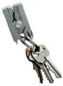 Swiss Tech Products ST50022 6 In 1 Stainless Steel Multi Tool