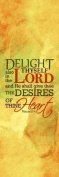 Victory Church Products 94386 Banner-Delight Fall 0.6m x 1.8m - Indoor