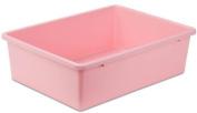 Honey-Can-Do PRT-SRT1603-LgLtPnk sorter bin large light pink replacement toy light pink
