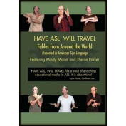 Harris Communications DVD357 Have ASL Will Travel