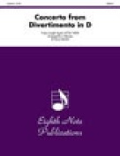 Alfred 81-BQ26228 Concerto- from Divertimento in D - Music Book