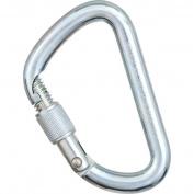Stubai 434005 Stubai Asym D Steel Sg - Locking Devices Accessories