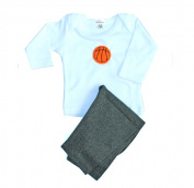 Loralin Design BOK12 Basketball Outfit 12-18 Months
