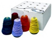 Trait-Tex Synthetic Economy Yarn Assortment - 120ml - Pack 16