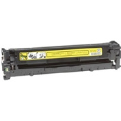 HP CHCB542A Compatible Toner Cartridge Yellow