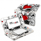 DecalGirl N3DS15-MYHEART Nintendo 3DS 2015 Skin - My Heart