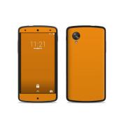 DecalGirl GNX5-SS-ORN Google Nexus 5 Skin - Solid State Orange