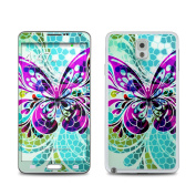 DecalGirl SGN3-BFLYGLASS for for for for for for for for for for Samsung Galaxy Note 3 Skin - Butterfly Glass