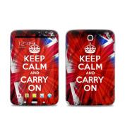 DecalGirl SGN8-KEEPCALMBURST for Samsung Galaxy Note 8 Skin - Keep Calm - Burst