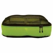Ultralight Mesh Top Zip Bag Green Large