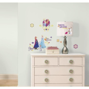ROOMMATES RMK2652SCS Frozen Spring Peel and Stick Wall Decals
