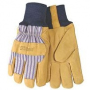 Kinco International Gloves Palomin Leathr Thml M 1927KW-M