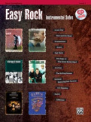 Alfred 00-32600 Easy Rock Instrumental Solos- Level 1 - Music Book