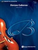 Alfred 00-33695S S Danzas Cubanas-Bcf Book
