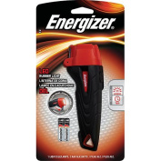 Energizer Rubber LED Light - Red and Black