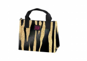 Joann Marie Designs P2LBMTIG Poly Lunch Bag - Metallic Tiger Pack of 6