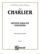 Alfred 00-K04541 CHARLIER 2ND SOLO DE CONCOURS C