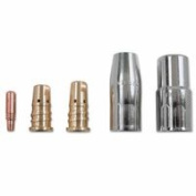 Bernard 360-N1C12Q Quik Tip Consumables Nozzle For Series 1 Tip Plated Copper 1.3cm .