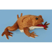 Sunny Toys NP8219 30cm . Toad - Marine Animal Puppet