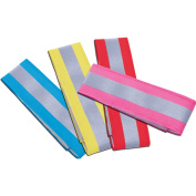 AGM Group 78902 Coloured Arm Bands - Red