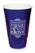 Divinity Boutique 92230 Span-Solo Cup-Be Strong In The Lord-Ephesians 6-10 Blue