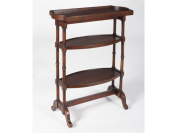 Butler Specialty Company 2608024 Anton Plantation Cherry Side Table