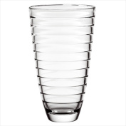 Majestic Gifts E64454-US Baguette 30cm . High Quality Glass Vase