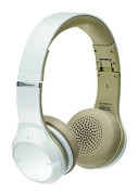 Pioneer SE-MJ771BT-S Bluetooth Headphones with NFC and AptX - White
