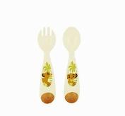 Disney Lion King 2pcs Cutlery Set Newborn baby Toddler Spoon Fork Food Accessories