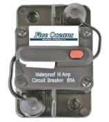 Marine 80 Amp Contactor (Circuit Breaker) for Anchor Windlass - Five Oceans