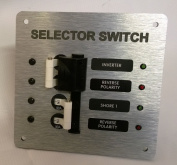 Shore Power / Inverter Selector Switch