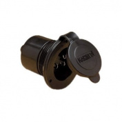 Marinco 150BBIRV Black 15 Amp Power Inlet