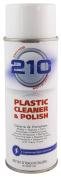 Sumner Laboratories (23304) 210 Plastic Cleaner/Polish - 410ml Aerosol