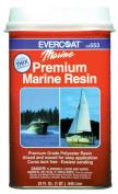 Fibre Glass-Evercoat Co Premium Marine Resin Quart
