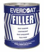 Evercoat 141 Evercoat Filler with Blue Cream Hardener - 3.8l