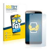 2x BROTECT® Screen Protector for ZTE Axon Mini transparent protection film