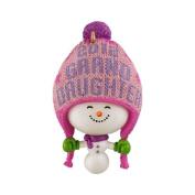 Hallmark Christmas Keepsake - Granddaughter 2012 - Tree Ornament