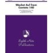 Alfred 81-BC9712 Wachet Auf- from Cantata 140 - Music Book
