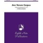 Alfred 81-STB256 Ave Verum Corpus - Music Book