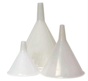 Olympia Sports 16087 Powder Funnels - 65mm - Pack of 12