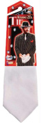 Costumes for all Occasions FM61489 Gangster Tie White