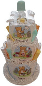 Baby Gift Idea DCAKEBLD Breakfast Lunch and Dinner Cake