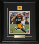 Midway Memorabilia Clay Matthews Green Bay Packers 8X10 Frame