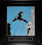 Midway Memorabilia Success Mountain Climbing Motivational Large Frame
