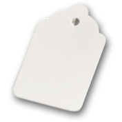 Deluxe Small Business Sales 10-221-9 White Tag 7.3cm x 4.4cm .