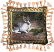 FineArtTapestries 2276-P Lapin Pillow