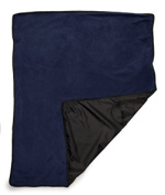 UltraClub 8482 Picnic Blanket - Navy
