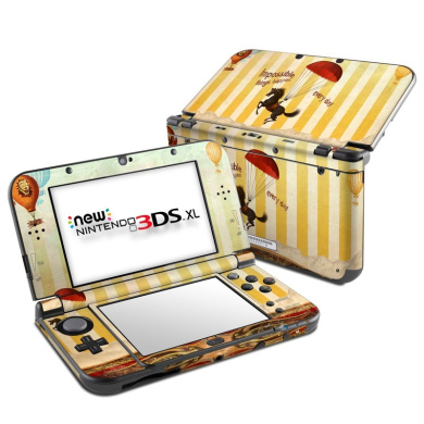 DecalGirl N3D5X-IMP Nintendo New 3DS XL Skin - Impossible