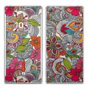 DecalGirl SXZ3-DOODLESCLR Sony Xperia Z3 Skin - Doodles Colour